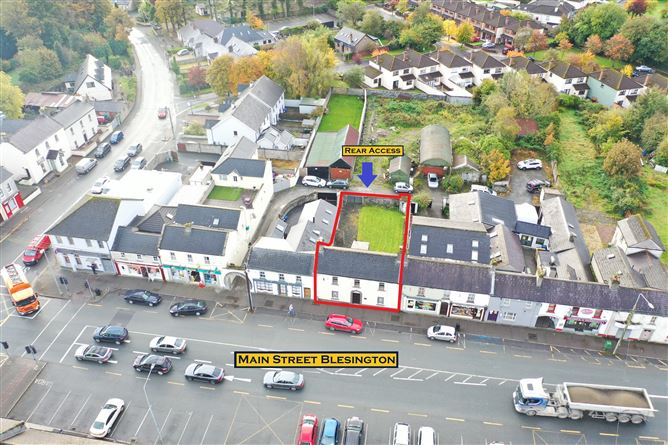 Main image for Two Storey Commercial Premises, Main Street, Blessington, Wicklow