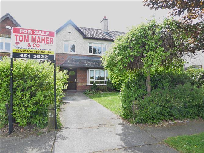 Main image for 24, Ellensborough Crescent, Kiltipper , Tallaght, Dublin 24, D24 F6F9