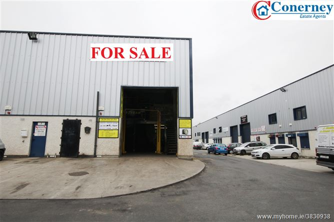 Unit 6 Block 503 Greenogue Business Park, Rathcoole, Dublin