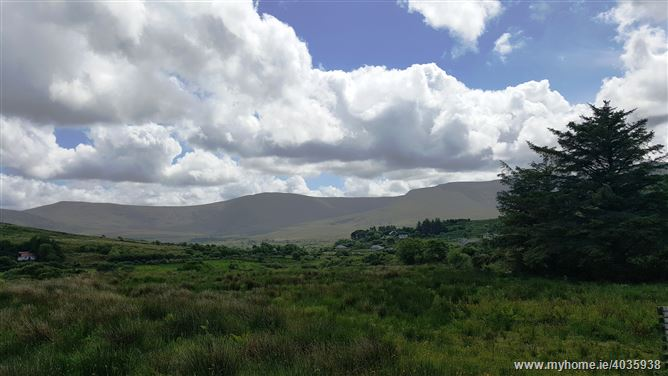 Ref 723 - 6 Acre SIte with Full P.P., Drom West, Glenbeigh, Kerry