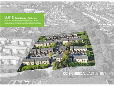 Photo of The Cois Portfolio, Cois Ghruda, Castletroy, Limerick City, Limerick