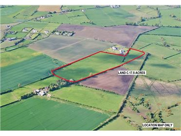 Photo of Land c.17.5 acres/7.1 HA., Rahoonbeak, Colbinstown, Kilcullen, Kildare