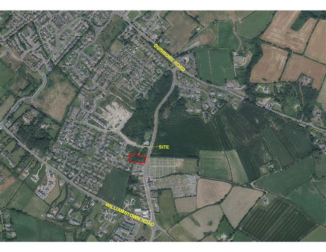 Main image for 0.72 Acre Site, Ballygunner, Waterford City, Waterford
