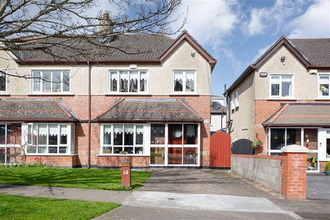 14 Ellensborough Close, Kiltipper, Tallaght, Dublin 24