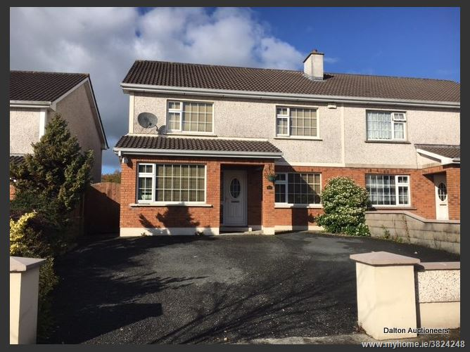 No. 43 Ardnacassa Ave, Longford Town, Co. Longford