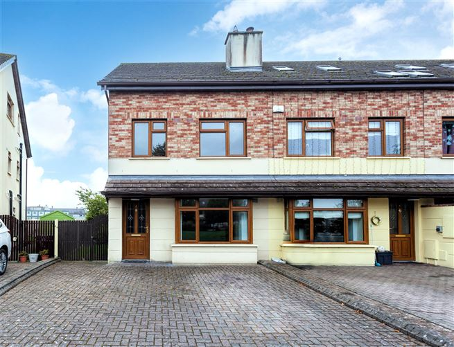 Main image for 4 Convent View Crescent,Athy,Co Kildare,R14 EY60