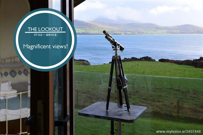 Main image for The Lookout ,Smerwick harbour,  Kerry, Ireland