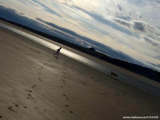 Bungalow Beside the sea, Rush, Co. Dublin