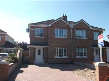 3 Glen Easton Square, Leixlip, Kildare