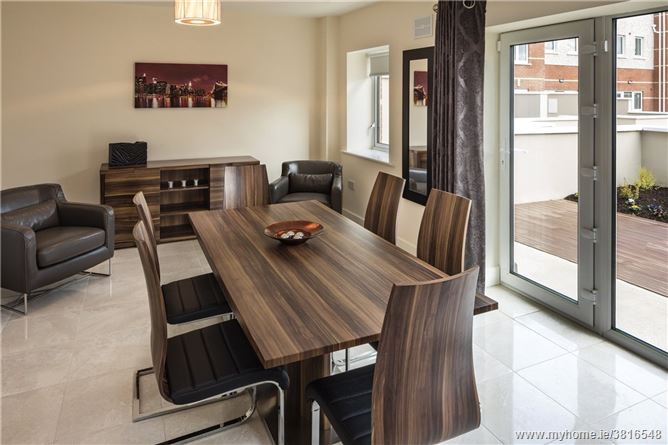 Photo of Three Bedroom Apartment, Fforster Terrace, Lucan, Co Dublin