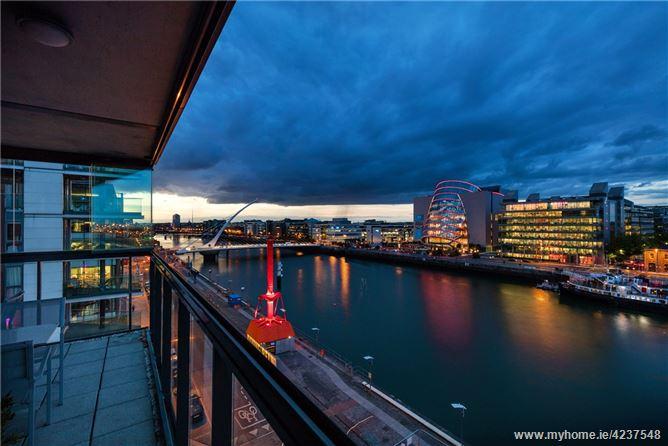 39 Hanover Riverside, Sir John Rogerson's Quay, Grand Canal Dock, Dublin 2