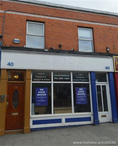 Main image for 40 Main Street, Bray, Wicklow