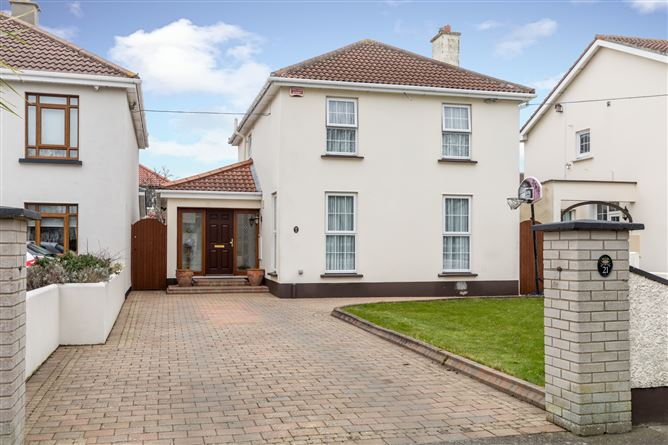 Main image for 21 Waterside Crescent, Portmarnock, County Dublin, D13 K240
