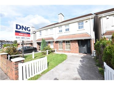 Photo of 20 Ivy Crescent, Riverway, South Douglas Road, Douglas, Cork