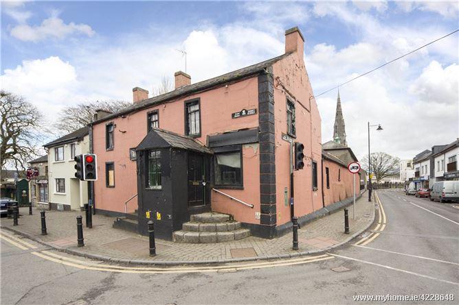 Emmet Street, (Former Steps Pub), Trim, Co. Meath