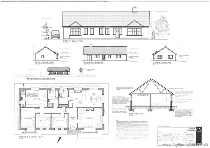 Main image for 1/2 Acre Site-Curraghroche, Galbally, Limerick