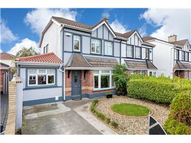 Photo of 44 Templeview Copse, Clare Hall, Dublin 13, D13 Y7T1
