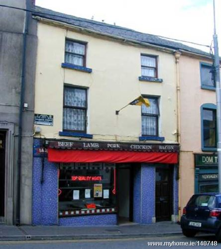 Market Street, Kells, Co Meath