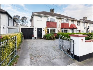 Photo of 7 SHANLISS DRIVE, Santry, Dublin 9