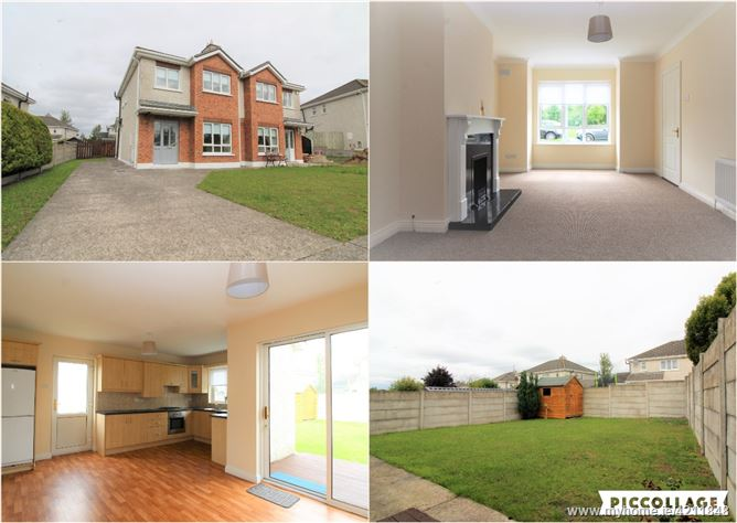 11 The Poplars, Forest Park, Portlaoise, Laois