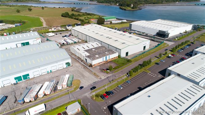 Main image for Industrial Unit, Courtstown Industrial Estate, Little Island, Cork