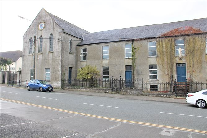 Main image for Residential/Commercial Property: LSU Convent, Main Street, Banagher, Offaly
