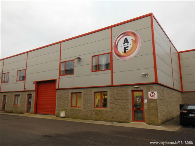 Unit 21, Euro Innovation Park, Euro Business Park , Little Island, Co. Cork