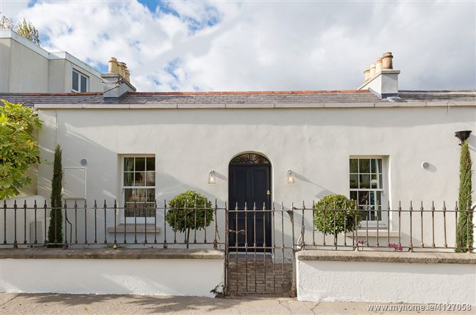 Lavish 19th Century Cottage , Blackrock, Dublin