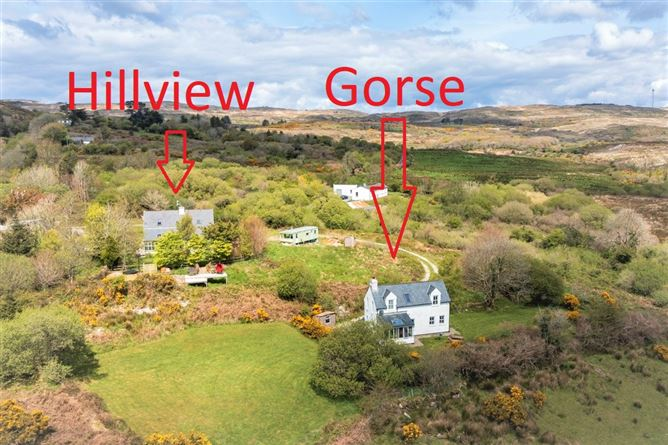 Main image for Hillview House & Gorse Cottage, Ballybane East, Ballydehob,   West Cork