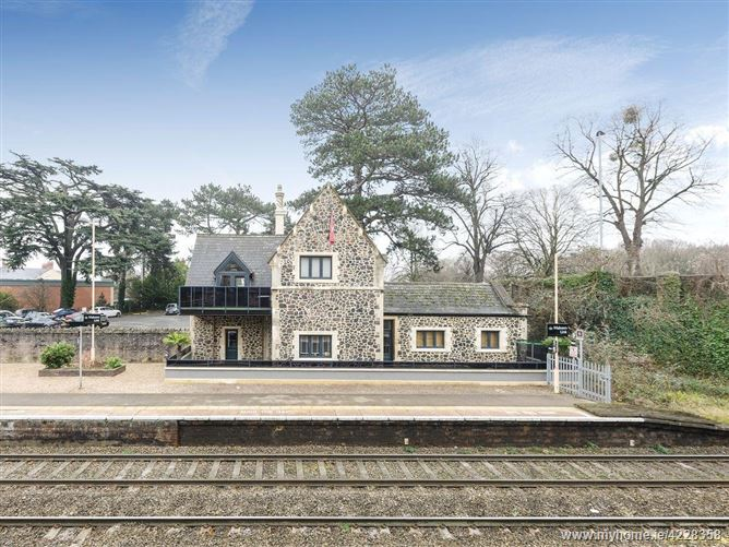 Platform Three At Station House,Malvern,Worcestershire,United Kingdom