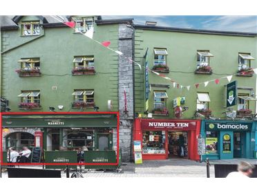 Photo of 12 Quay Street, Galway City, Galway