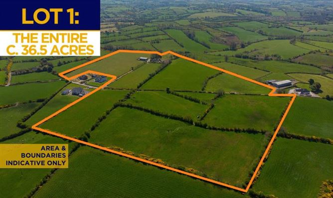 Main image for Laragh, Kingscourt, Cavan