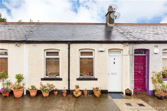 4 Ashford Cottages, Stoneybatter, Dublin 7
