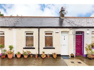 Property image of 4 Ashford Cottages, Stoneybatter, Dublin 7