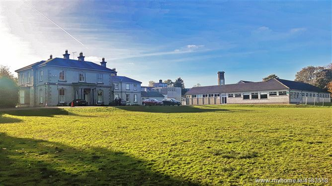 Main image for Former Eureka School Buildings,  On 2.41 Ha(5.95 ACRES) Navan Road, Kells, Meath