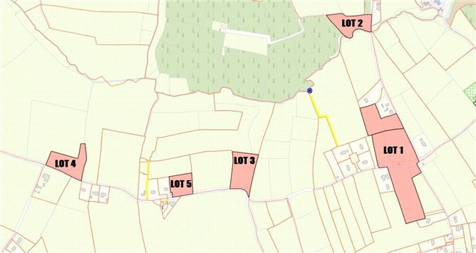 Main image for Lot 5, Connagh, Fethard, New Ross, Co. Wexford