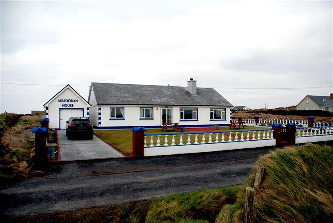 Main image for Meadoran House, Geesala, Mayo
