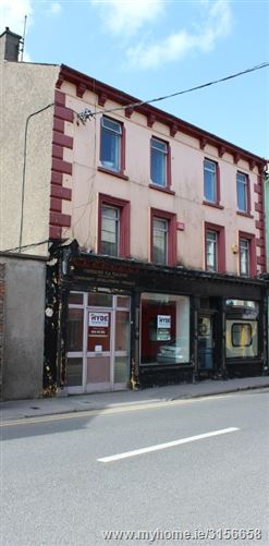 North Main Street, Youghal, Cork