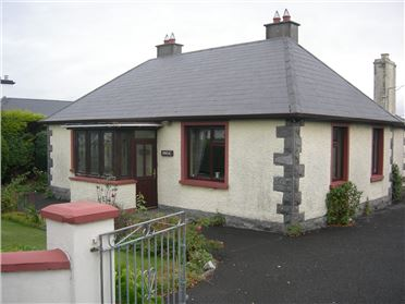 "Photo of ""Errigal"", Pearse Road, Sligo City, Sligo"