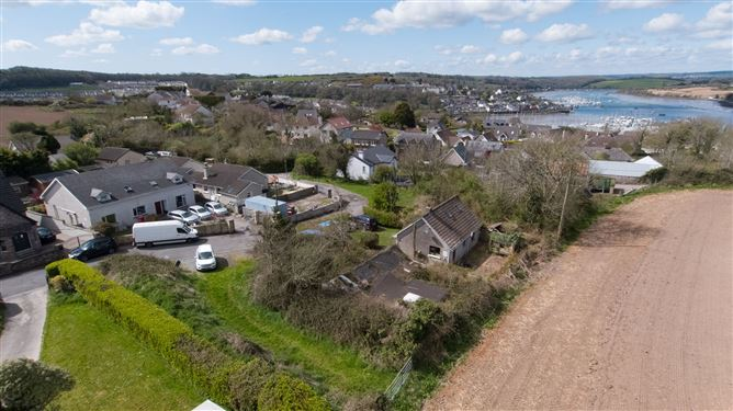 Main image for Derelict House, Fir View, Kellihers Field, The Hill, Crosshaven, Cork