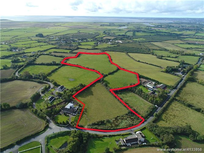 Small Agricultural Holding, Ballinacoola, Curracloe, Enniscorthy, Co Wexford
