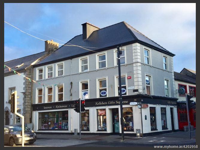 Linenhall Street/ Main Street, Castlebar, Mayo