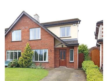 Main image of 425 Morell Crescent, Naas, Co Kildare, W91 EDK1