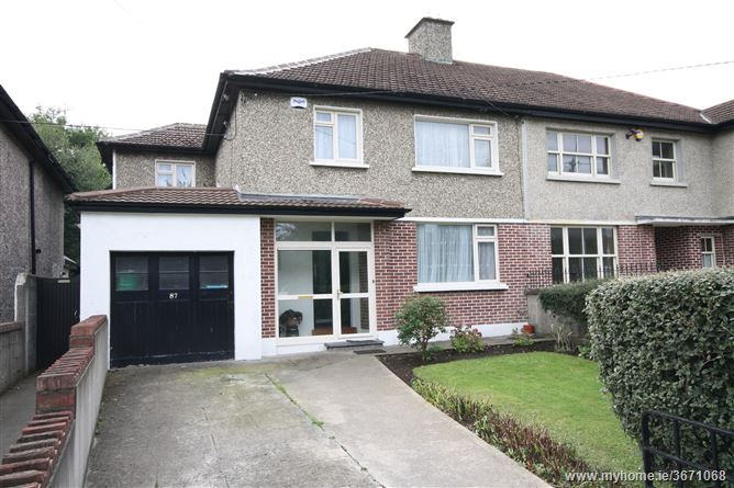 87 Silchester Park, Glenageary, County Dublin