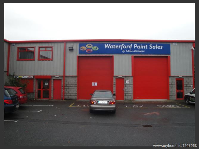 Unit 4d Six Cross Roads Business Park, Outer Ring Road, Waterford City, Waterford