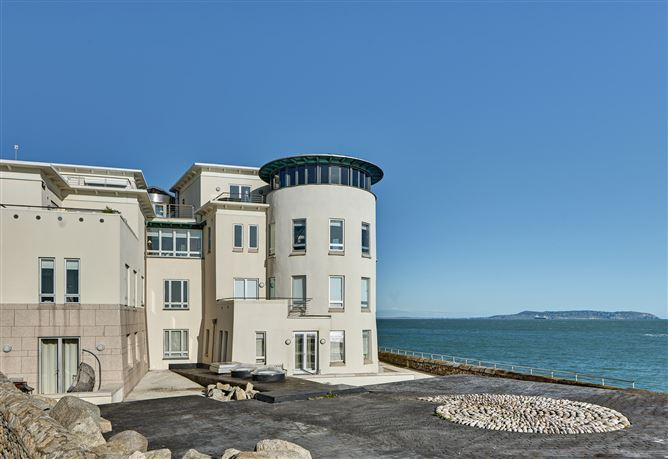 Penthouse, Coliemore Apartments, Coliemore Road, Dalkey, Dublin