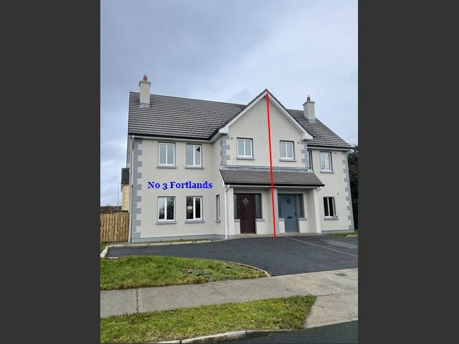 3 Fortlands, Ballaghaderreen, Roscommon
