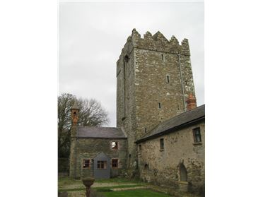 Photo of Butlerstown Castle, Tomhaggard, Wexford