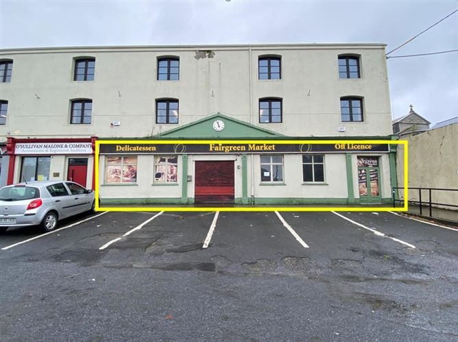 Main image for Former Fairgreen Supermarket, Carrick-on-Suir, Tipperary