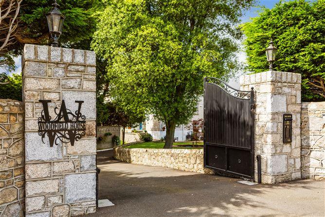 Main image for Woodfield House, Church Road, Killiney, County Dublin